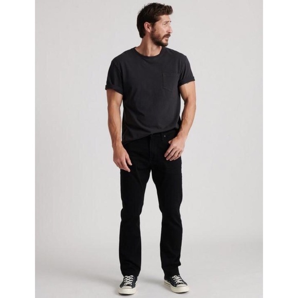 Lucky Brand Other - 🍀 Lucky Brand• Athletic Slim Black Pant